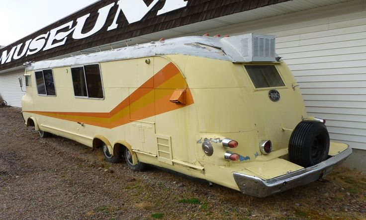 classic motorhome | Museumside Classic: The Whatchamacallit Homebuilt RV