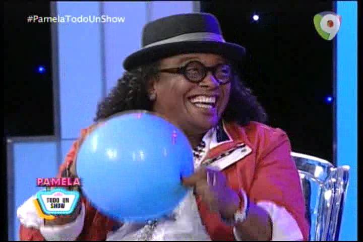 Entrevistando A Sergio Vargas En Pamela Todo Un Show