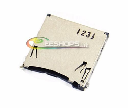 Genuine Game Cards Games Memory Card Slot Replacement for