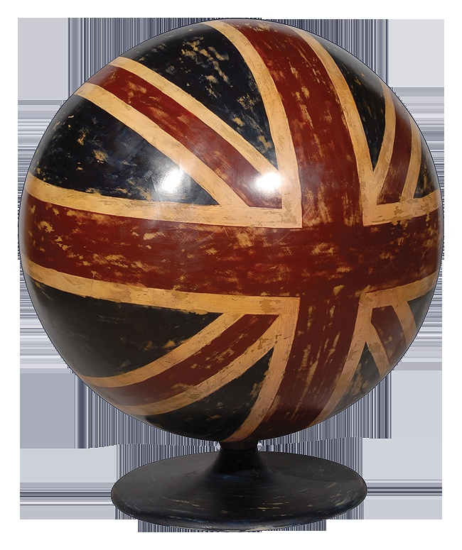 #unionjack #globe
