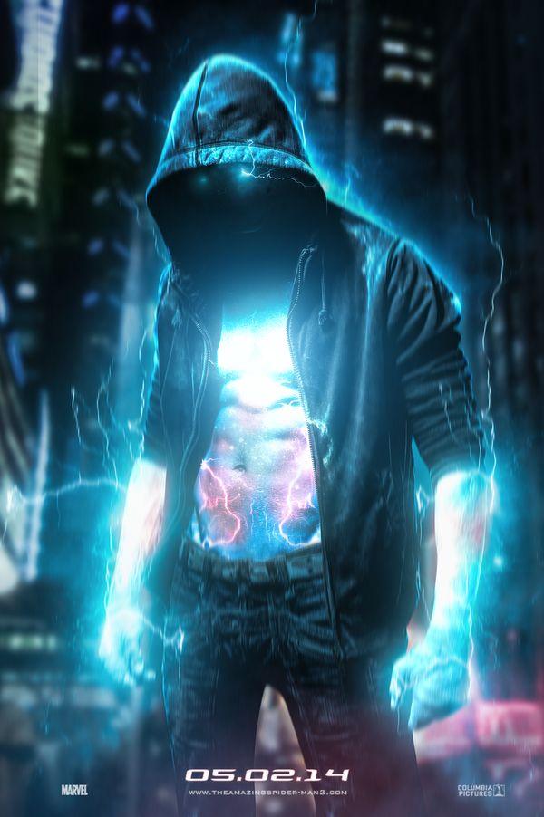 Amazing Spider-man 2 Poster Australia re-edit by BossLogic.deviantart.com on @deviantART