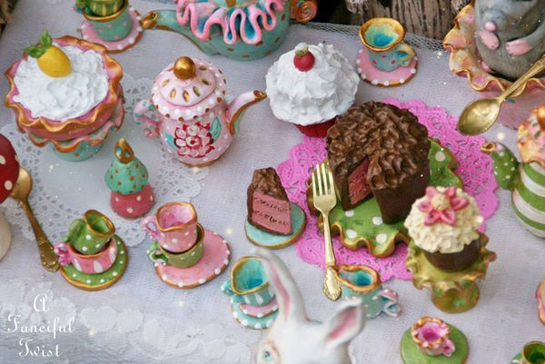 Mad tea party 25