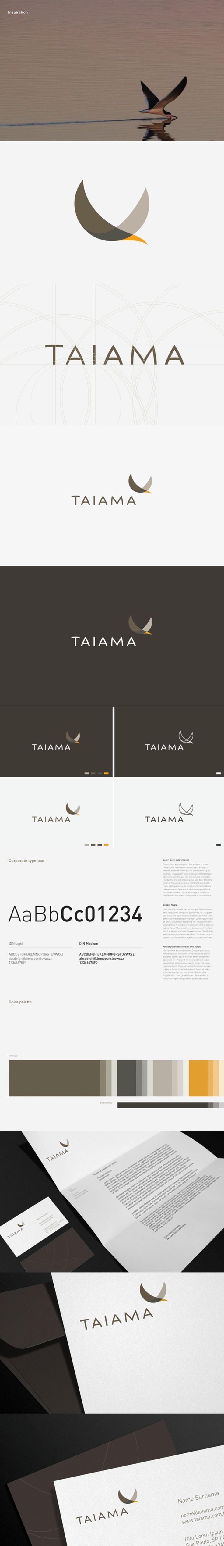 Taiama Logo