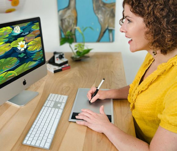 drawing and cartoon design software and hardware