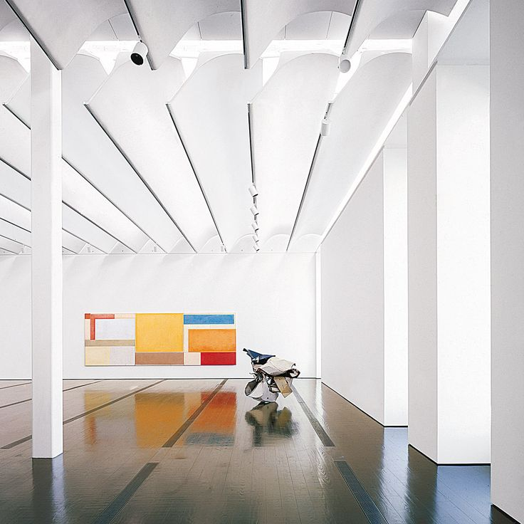 Menil Collection | Renzo Piano Building Workshop (Photo: Hester Paul) | Bustler