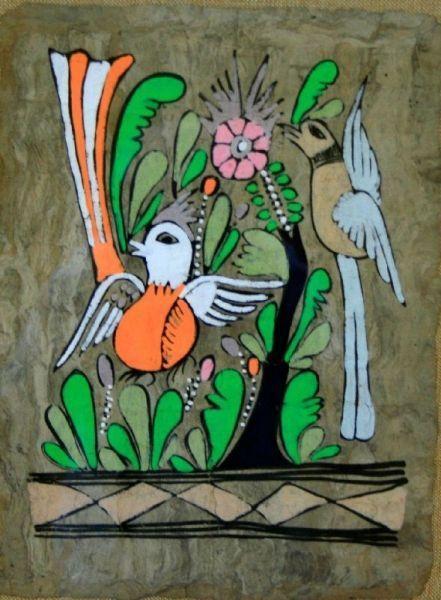 Resultado de imagem para arte popular mexicana