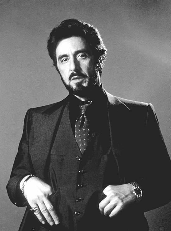 """If you can't see the angles no more, you're in trouble."" - Carlito Brigante (Carlito's Way, 1993)"