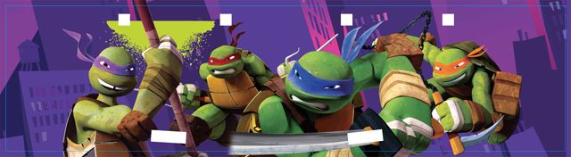 "Teenage Mutant Ninja Turtles Toys Hit Toys""R""Us Stores 