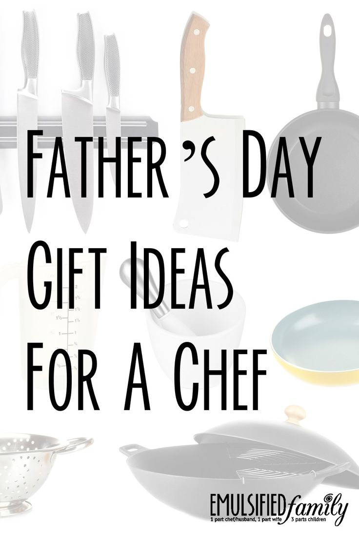 gift ideas for a chef chefs a chef and gadgets