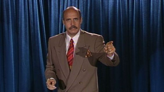 Newswire: Pop TV making new series that sounds an awful lot like The Larry Sanders Show