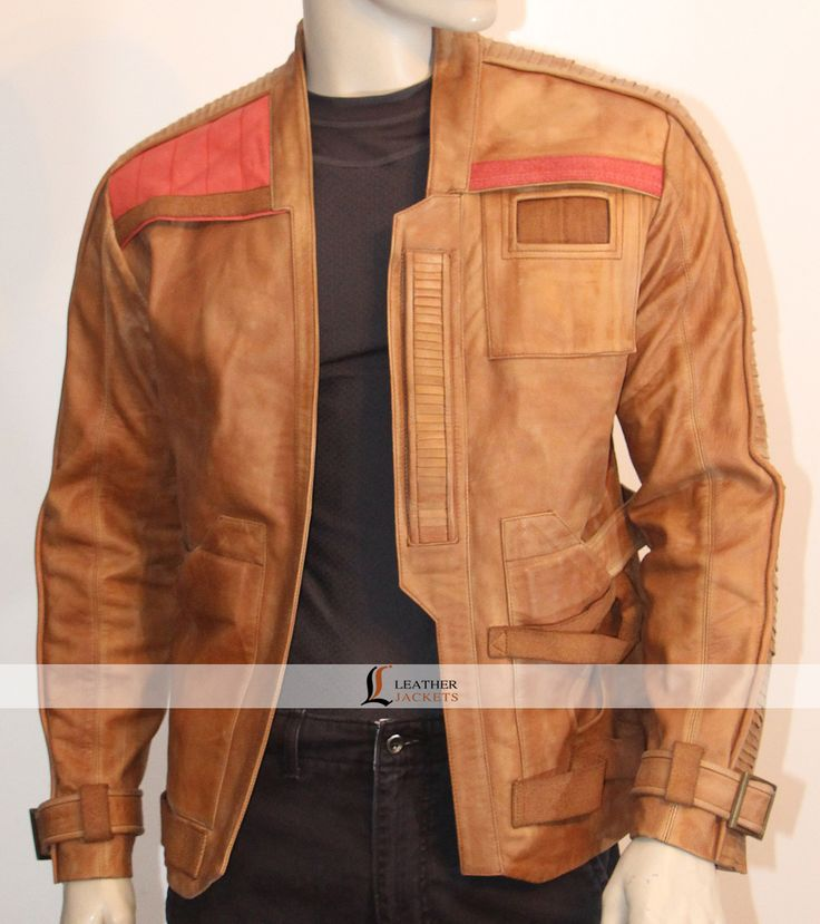 Star Wars Finn Jacket http://www.leathersjackets.com/star-wars-the-force-awakens-john-boyega-finn-jacket.html: