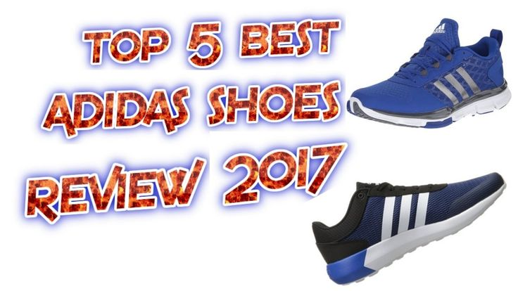 5 Best ADIDAS Running Shoes men's and women's 2017 |  trends 2016