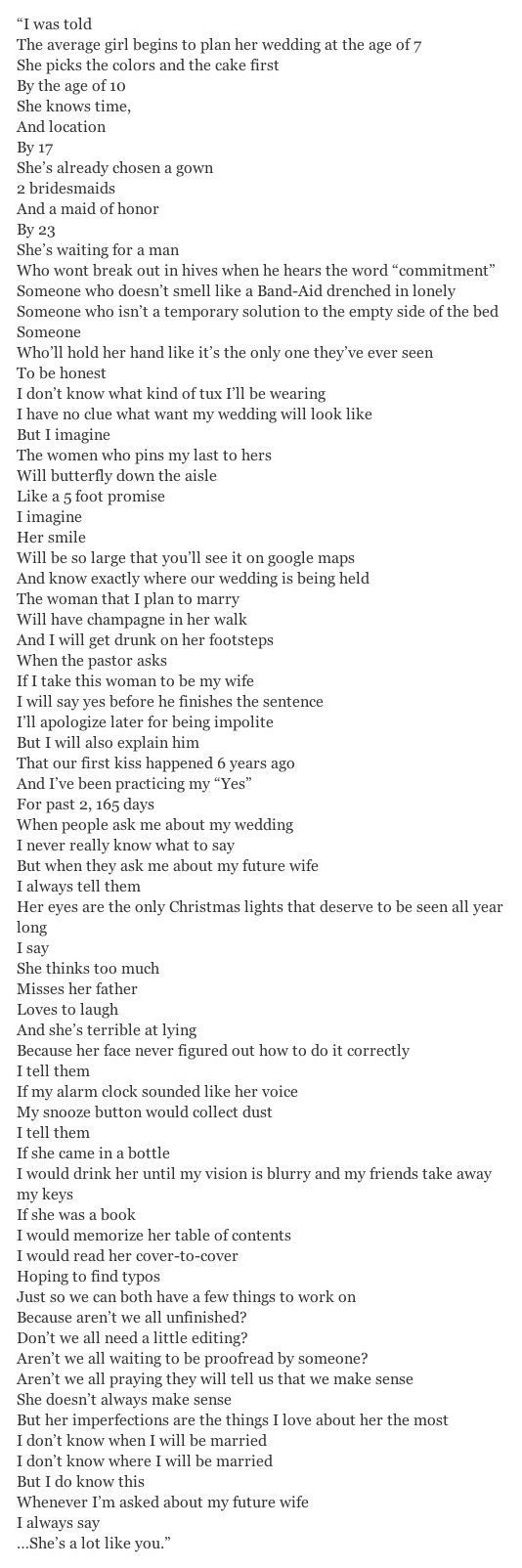 Repining this because it's my favorite. Seriously take the time to read it