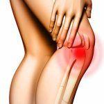 Remédio caseiro para joelho inflamado