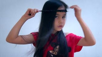 peinados para niñas - YouTube