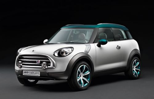 Mini Cooper Countryman crossover