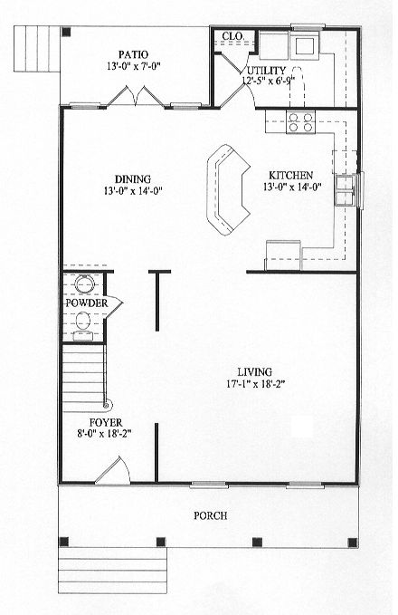 36 best addition dreaming images on pinterest for the for House plans with future additions