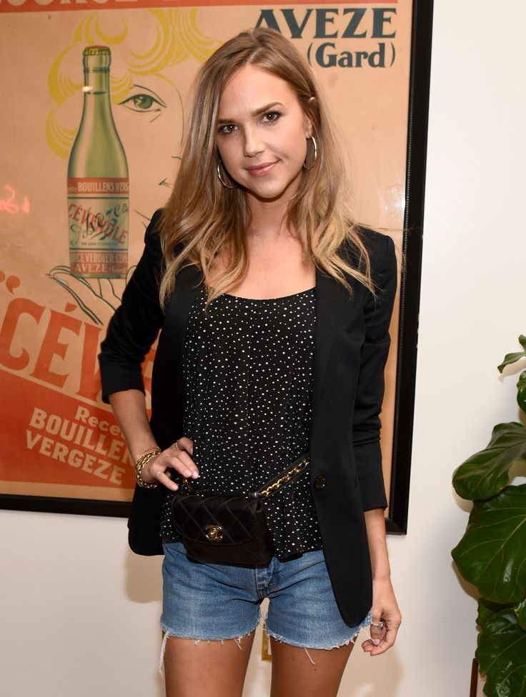 Arielle Kebbel - Striiike And Caudalie Celebrate The French Beauty Solution in Beverly Hills - 07/14/15