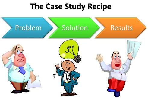 Methodologies - The Case Study Recipe