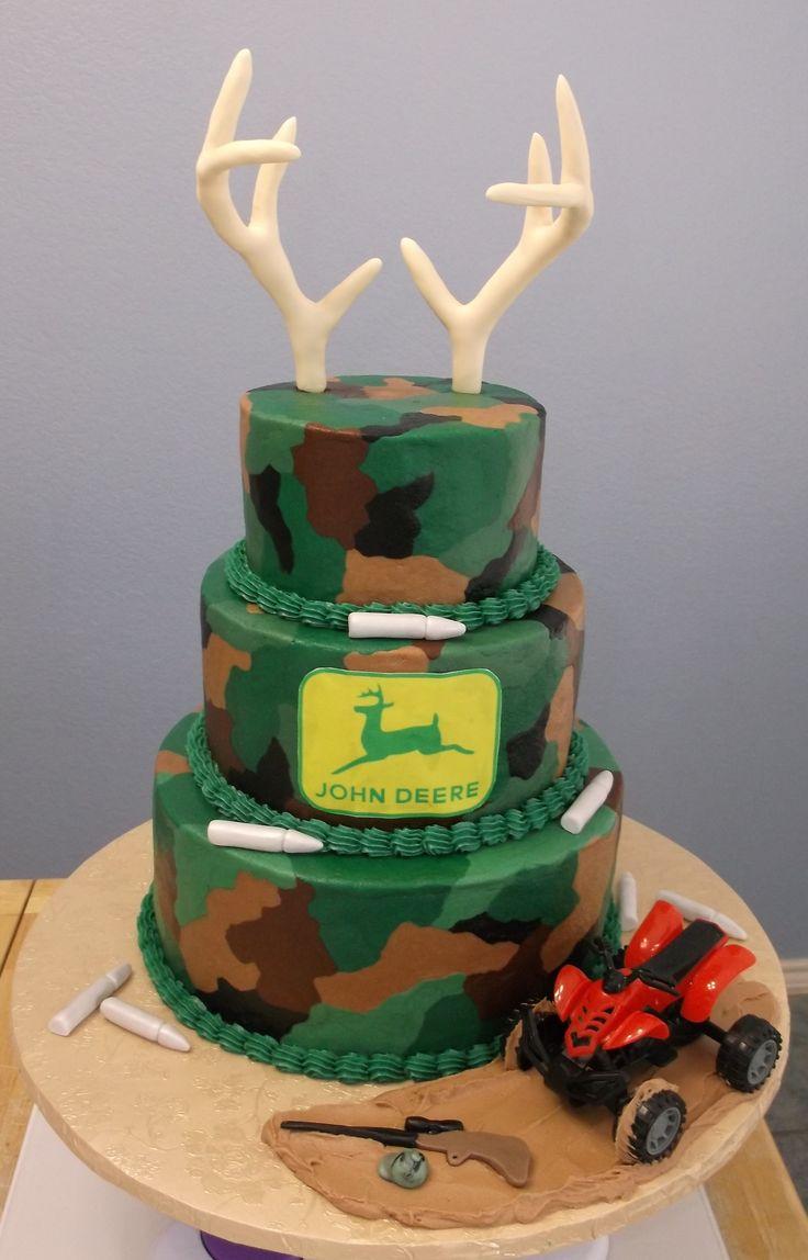 Best 25 Deer Hunting Cakes Ideas On Pinterest Hunting