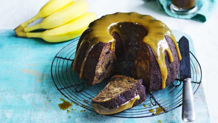 Whether+you+call+it+bread+or+cake...+nothing+is+a+family+favourite+like+banana+cake.+This+one+is+made+even+more+special+with+decadent+butterscotch+sauce,+and+who+could+ask+for+more+than+that.+