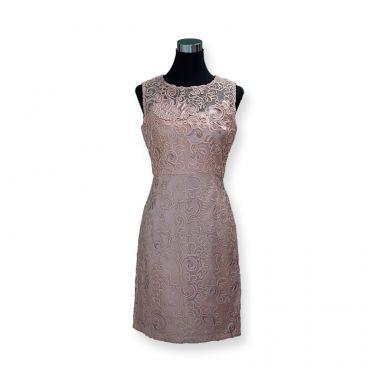 Pink Nude Dress