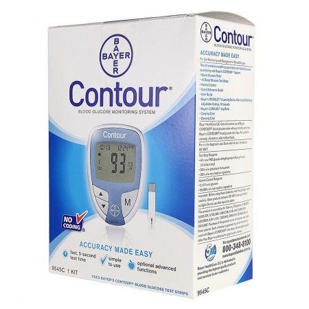 Bayer Bayer Contour Blood Glucose Monitoring System