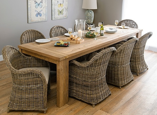 Still Love These Chairs Table From Early Settler