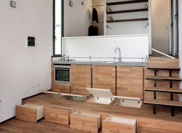 Petite maison de 35 m2 par Studioata - Journal du Design