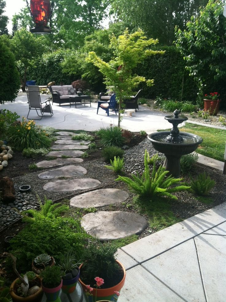 Landscape Design My Backyard