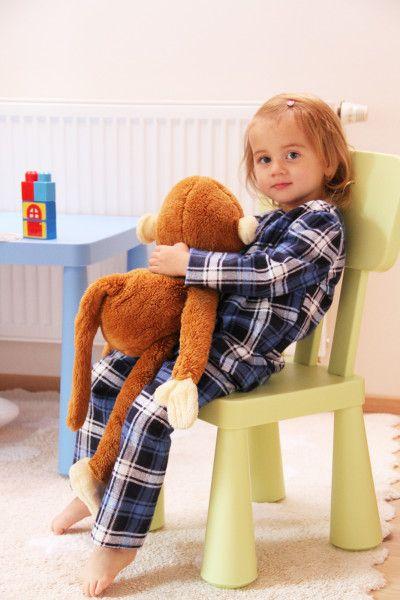 Flanelové pyžamo / Pyjamas