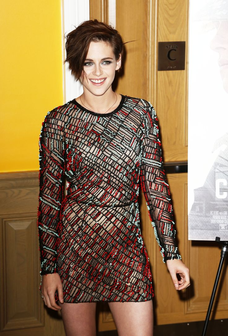Kristen Stewart attends the 'Camp X-Ray' New York premiere at the Crosby  Street Hotel on October 2014 in New York City.