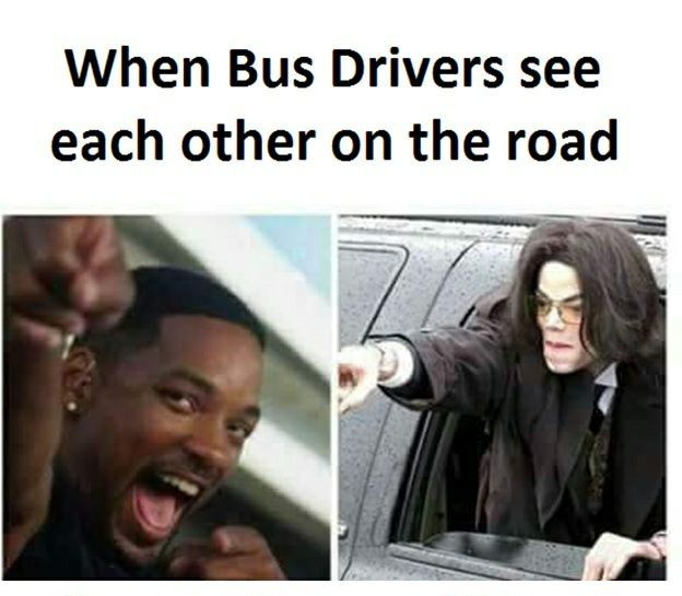 Bus Drivers See