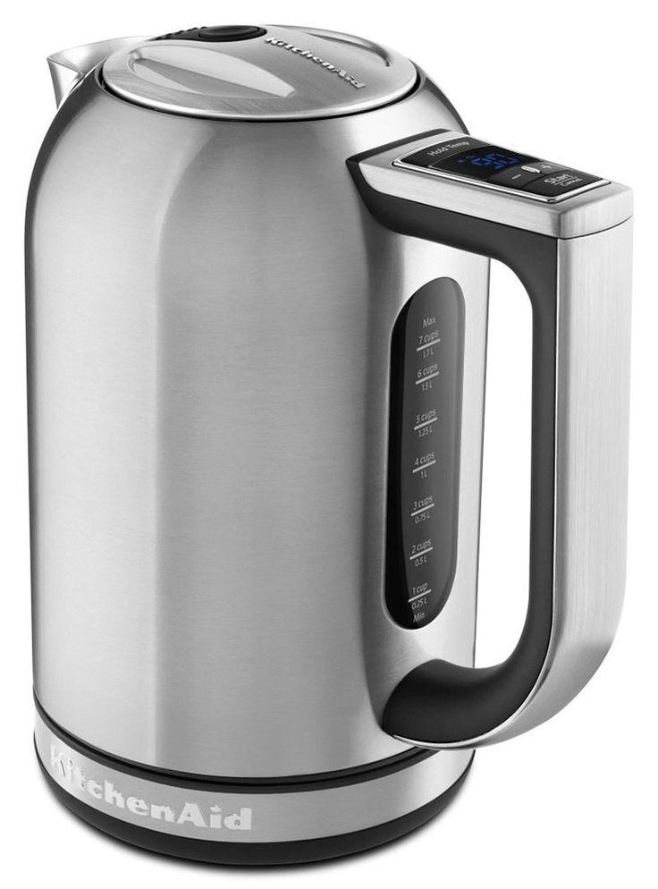 KitchenAid 1.7L Electric Kettle - Stainless Steel - 5KEK1722ASX