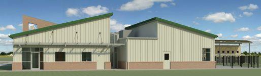 Greenwood County Hayvan Barınağı - Greenwood, SC - Rauhaus Freedenfeld & Associates