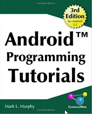 Pdf tutorials android programming