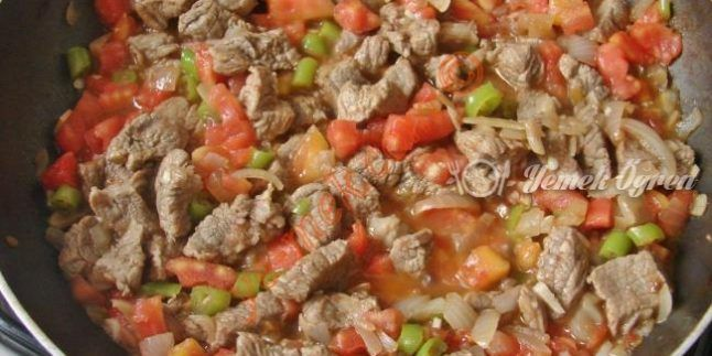 Etli Patlıcan Yemeği Tarifi – Etli Patlıcan Yemeği Nasıl Yapılır?
