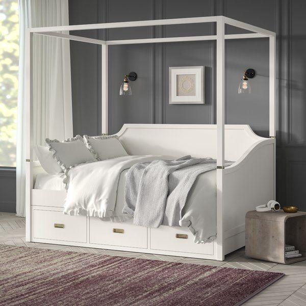 Perfect For Kids Rooms Or Guest Suites This Clean Lined Daybed