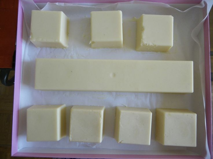 What happens with yogurt in soap?