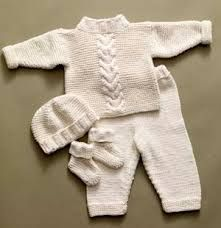 Image result for free newborn knitting patterns