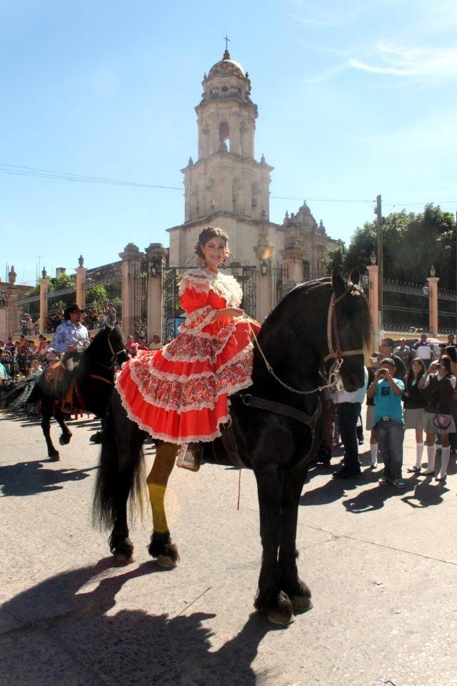 Desfile 20 de Noviembre 2012
