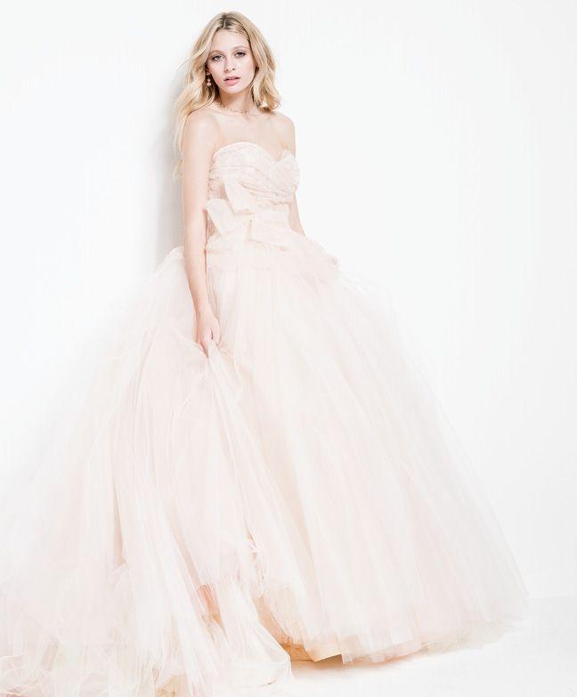 Dizzie lizzie wedding dress style cinderella