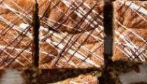 Böğürtlenli Havuçlu Kek