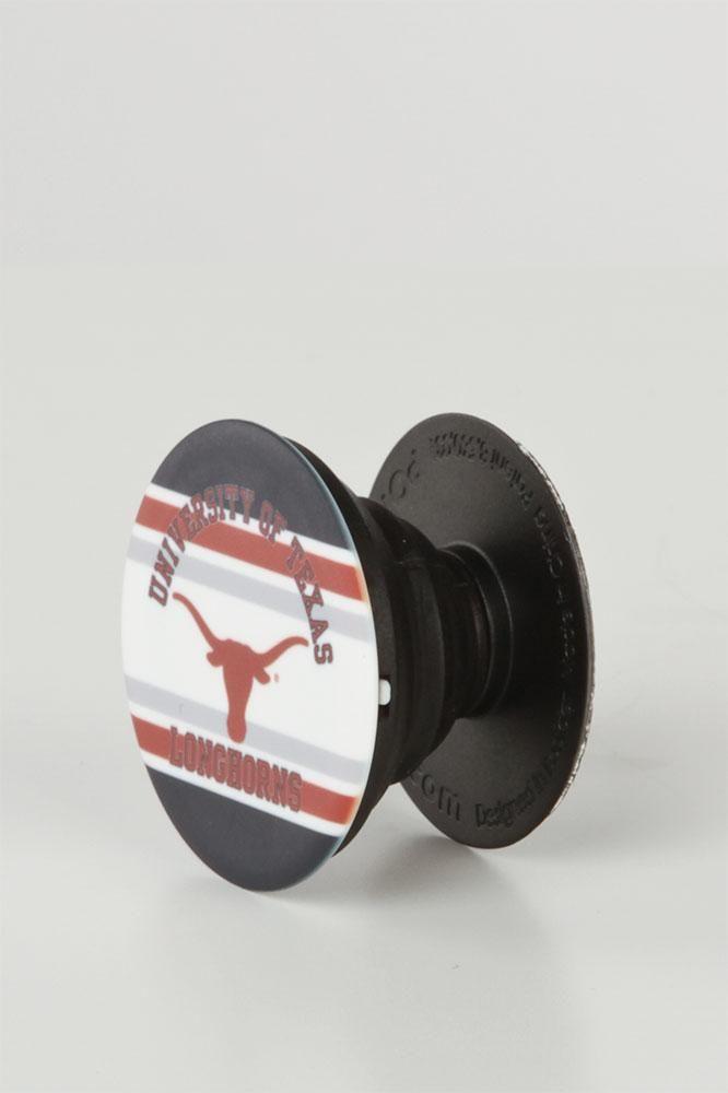 University of Texas Longhorns Pop Socket | Texas longhorns ...