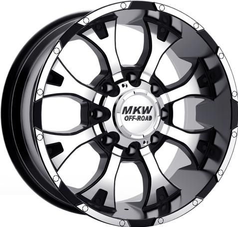 Rims for the truck