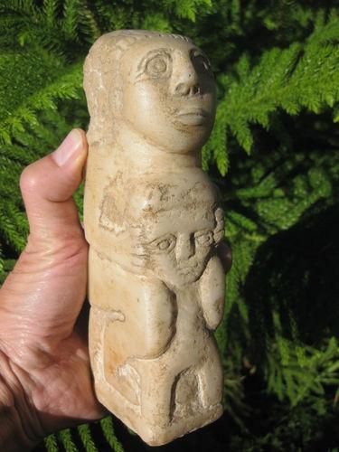 Genuine Phoenician Carved Marble Sculpture of Ba'Al Hammon Tanit 800 | eBay
