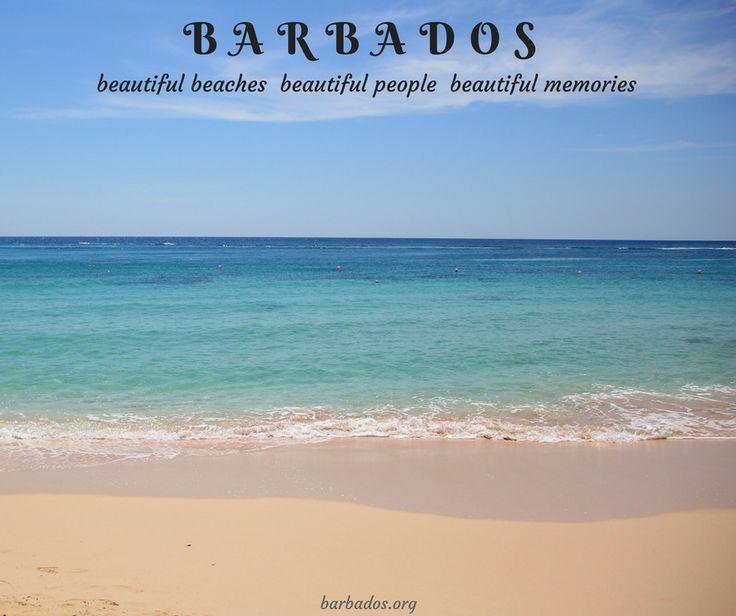 BARBADOS - beautiful beaches  beautiful people  beautiful memories