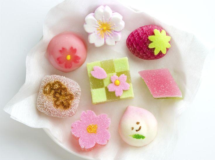 La cultura de los dulces en Japón. Qué son los wagashi, mochi, dorayaki, y otros postres japoneses. Los diferentes dulces y pasteles de Japón