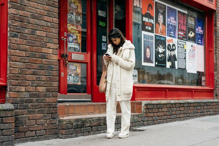Sokak Stili: Londra Moda Haftası 1. ve 2. Gün