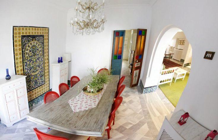 Top 5 maisons d'hôtes de luxe en Tunisie